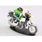 Moto 1/18 Kawasaki 750 H2 Joe Bar Team