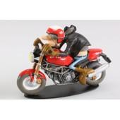 Moto 1/18 Ducati 900 Monster Joe Bar Team