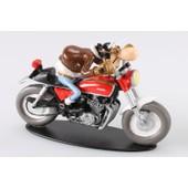 Moto Honda Cb 750 Joe Bar Team