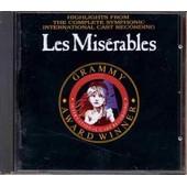 Les Mis�rables - Extraits De L'int�grale Symphonique - Com�dies Musicales