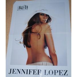 POSTER SOUL R&B JENNIFER LOPEZ / MARIAH CAREY