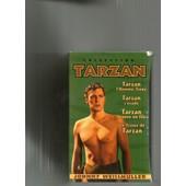Lot De 4 Vhs De Tarzan