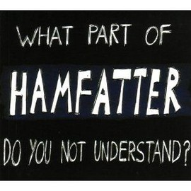 What Part of Hamfatter do - European import