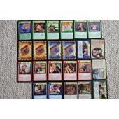 23 Cartes Harry Potter (Inclus 1 Brillante)