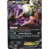 Darkrai Ex - Explorateurs Obscurs 63/108
