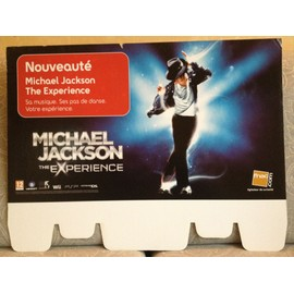 plv collector rare michael jackson the experience off the wall, thriller, bad, dangerous, history