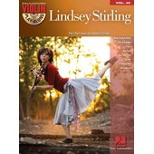 Violin Play-Along Volume 35: Lindsey Stirling + Cd