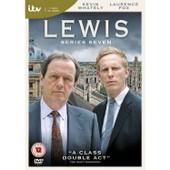 Lewis Series Seven Inspecteur Lewis Saison 7 de Dan Reed