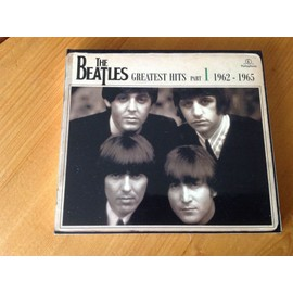 """greatest hits part 1 - 1962-1965"" 2 CD DIGIPACK RUSSIAN press"