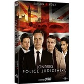Londres, Police Judiciaire - Saison 3 - Vol. 1 de Marisol Torres