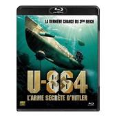 U-864, L'arme Secr�te D'hitler - Blu-Ray de Thorsten N�ter