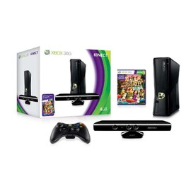 Image Console Xbox 360 4go + Kinect + Kinect Adventures
