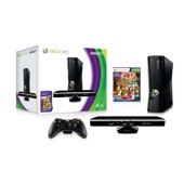 Console Xbox 360 4go + Kinect + Kinect Adventures