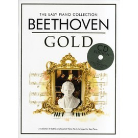 The Easy Piano Collection: Beethoven Gold (CD Edition)