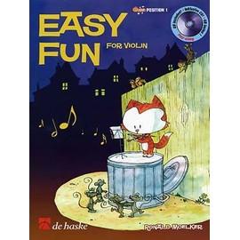 Easy Fun for Violin + CD