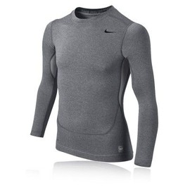 Nike Junior Pro Core Crew Compression Long Sleeve Top - Sp14