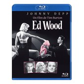Ed Wood - Blu-Ray de Tim Burton