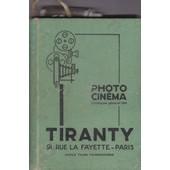 Tiranty Catalogue 150 Photo Cinema de collectif