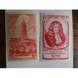 772 - 779 CATHEDRALE ST SERNIN - MARQUIS DE LOUVOIS NEUFS