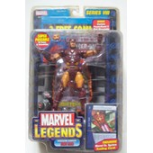 Figurine Iron Man Marvel L�gend S�rie 8