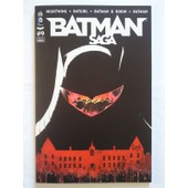 Batman Saga N� 9 : Nightwing + Batgirl + Batman & Robin + Batman de Collectif
