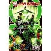 Dc / D.C. Universe N� 43 : Chemin De Traverse ( Justice Society Of America / Justice League Of America / Green Lantern ) - Collector Edition de collectif