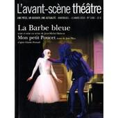 L'avant-Sc�ne Th��tre N� 1280, 15 Mars 201 - La Barbe Bleue / Mon Petit Poucet