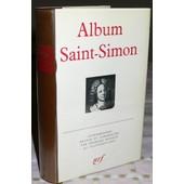 Album Saint Simon de Georges POISSON