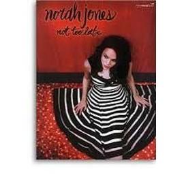 Norah Jones not too late Piano Voix Guitare