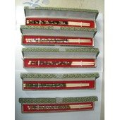 5x2 Baguettes Chinoises Pour Decorations