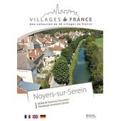 Villages De France Volume 15 : Noyers-Sur-Serein de Emmanuel Descombes