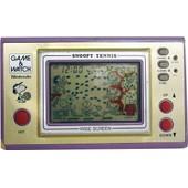 Nintendo Game & Watch - Wide Screen - Snoopy Tennis