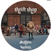 Thrift Shop - Macklemore & Ryan Lewis, Wanz