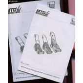 Notice D'instruction De Al Tondeuse A Gazon Avec Moteur Electrique - Mtd / 2 Fascicules - K 09 Form N� 769-0558 Et 05589. de COLLECTIF