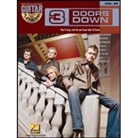 GUITAR PLAY ALONG VOLUME 60 3 Doors Down + CD