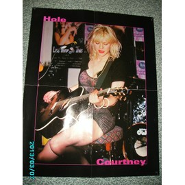 Courtney Love HOLE 2 Poster 58x45