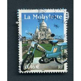 Timbre France n°3472 oblitéré année 2002