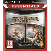 God Of War Collection - Volume I - Essentials [Jeu Ps3]