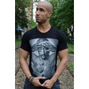 T-Shirt Homme Lectro Illuminati 2 Pac Tupac Shakur Outlawz Death Row Dispo S-M-L