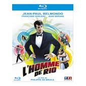 L'homme De Rio - Blu-Ray de Philippe De Broca