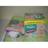 Pampers Active Fit Taille 5