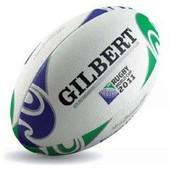 Mini Ballon Gilbert Rwc 2011
