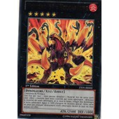 Num�ro 61 : Volcasaure (Ztin-Fr002) Yu Gi Oh 1�re �dition