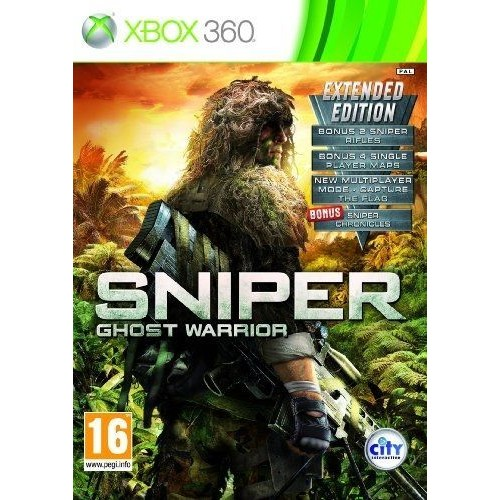 Sniper : Ghost Warrior - Extended Edition [Import Anglais] [Jeu Xbox 360] XBOX 360
