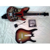 Bundle Guitar Hero Metallica (Jeu + Guitare)