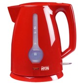 Bestron HOTRED AWK1720 - Bouilloire 1.7 litre 2200W rouge