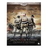 Saints And Soldiers : L'honneur Des Paras - Blu-Ray de Ryan Little