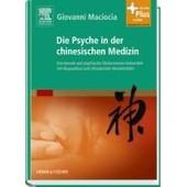 Die Psyche In Der Chinesischen Medizin de Giovanni Maciocia