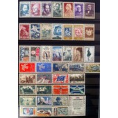 Collection Ancienne De 200 Timbres France Neufs**
