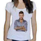 T-Shirt Femme - M Pokora /1002/
